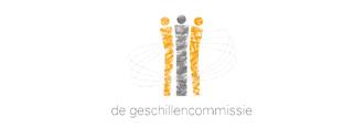 de geschillencommisie logo