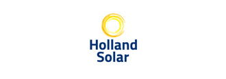 holland solar logo