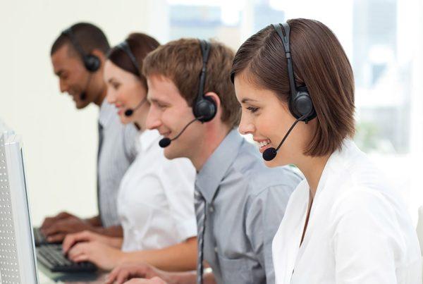 callcenter medewerkers