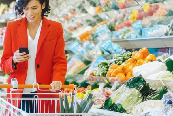 klantervaring in supermarkt