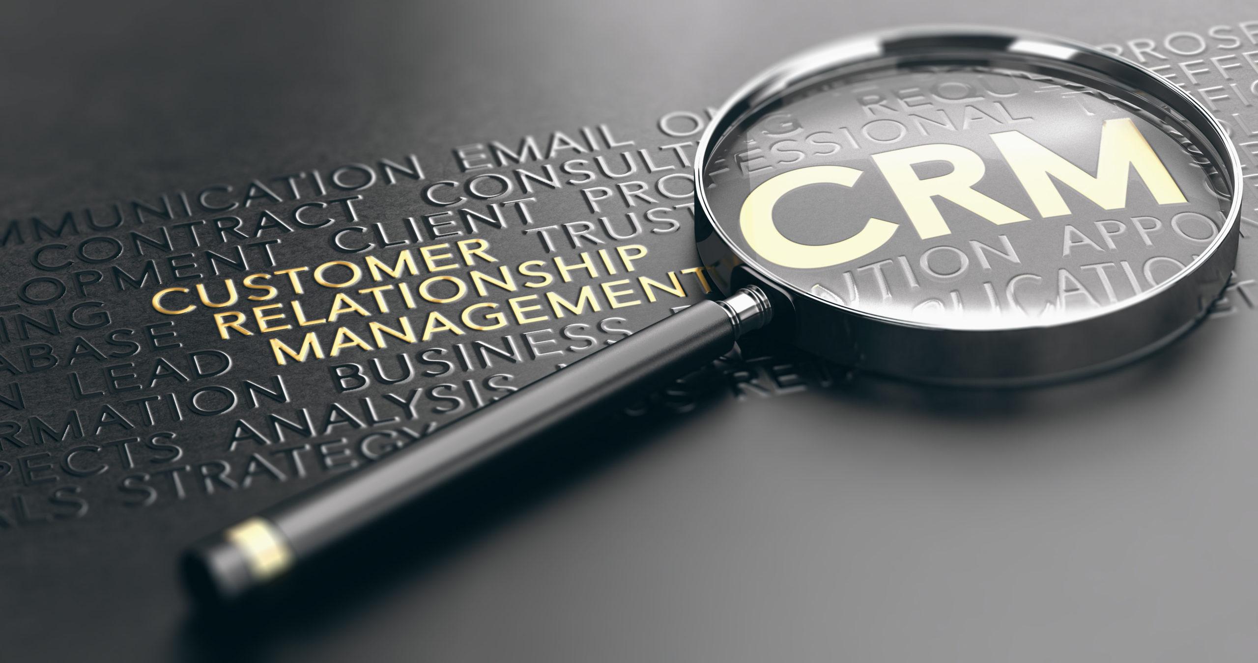 Wat is CRM?