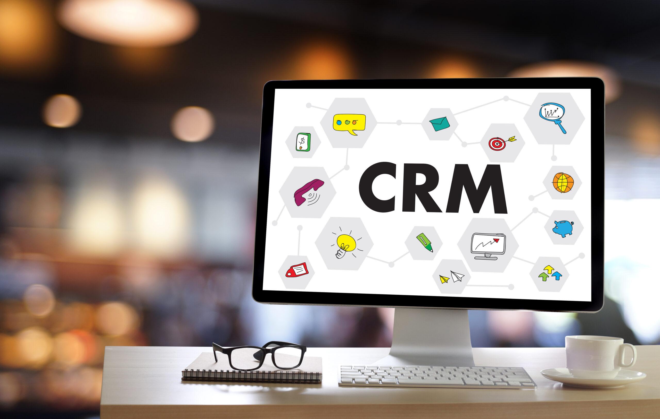 Een voorbeeld van een CRM-systeem