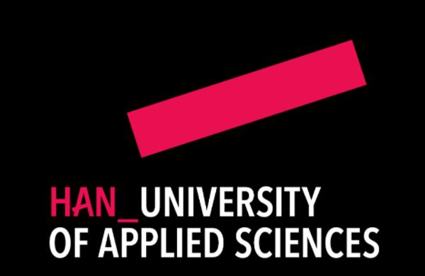 HAN CRM university logo